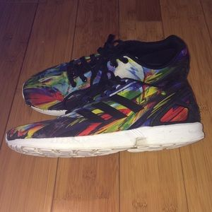 Adidas- Original ZX Flux Rainbow